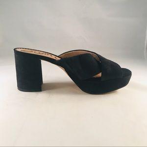 Sam Edelman Shoes - Sam Edelman Jayne Platform Slide Sandal